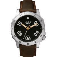 homme Nixon The Ranger Leather Watch A508-019