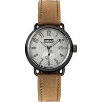 Herren Barbour Fowler Licht Uhr