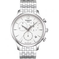 Mens Tissot Tradition Chronograph Watch