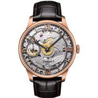 homme Tissot Chemin Des Tourelles Squelette Watch T0994053641800