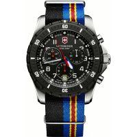 Herren Victorinox Schweizer Militär Maverick Sport Chronograf Uhr