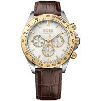 homme Hugo Boss Ikon Chronograph Watch 1513174