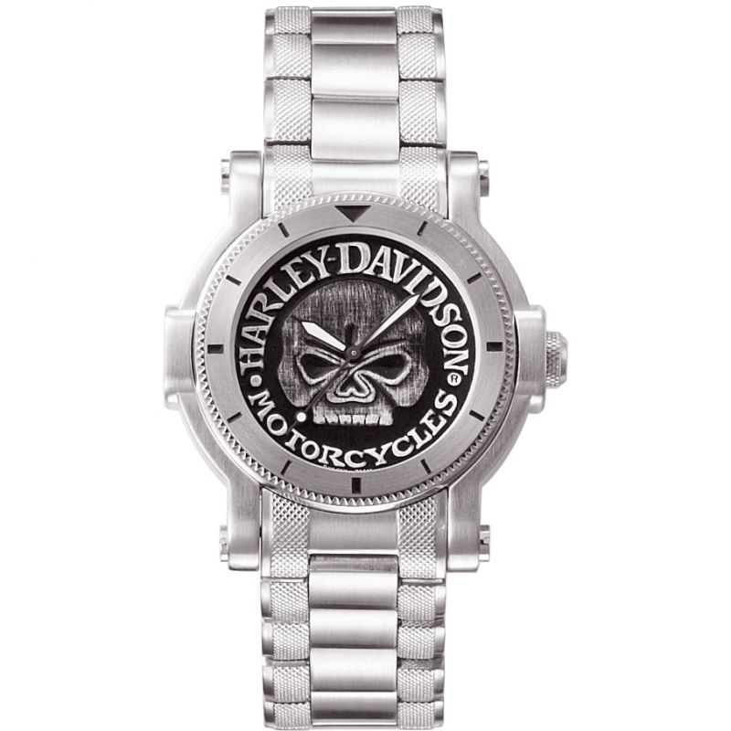 Mens Harley Davidson Watch 76A11
