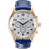Herren Kennett Savro modern Chronograf Uhr