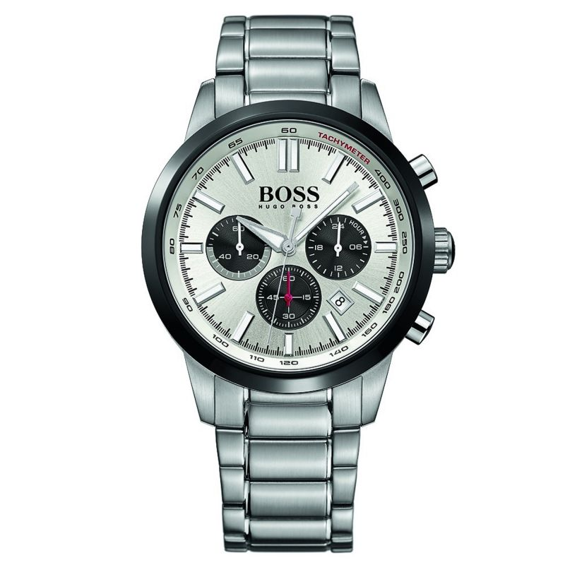 Mens Hugo Boss Exclusive Chronograph Watch 1513188