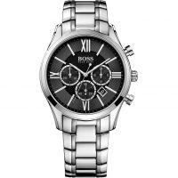 Herren Hugo Boss Ambassador Exklusives Chronograf Uhr