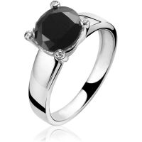 Ladies Zinzi Sterling Silver Ring Size N ZIR1022Z/54