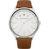 French Connection Herenhorloge Bruin FC1244C