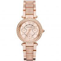 Ladies Michael Kors Parker Ceramic Watch