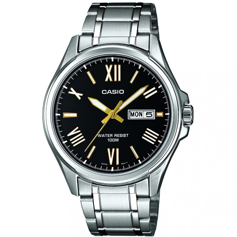homme Casio Classic Watch MTP-1377D-1AVEF
