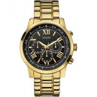 homme Guess Horizon Chronograph Watch W0379G4