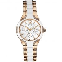 Damen Guess Center Stage Uhr