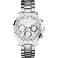 Damen Guess Sunrise Watch W0330L3