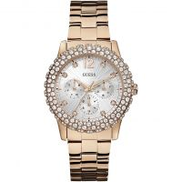 Damen Guess Dazzler Watch W0335L3