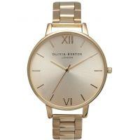 Ladies Olivia Burton Big Dial Bracelet Watch