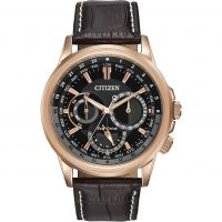 Hommes Citizen World Minuteur Eco-Drive Montre