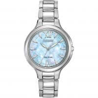 Damen Citizen Silhouette Eco-Drive Uhr
