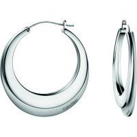 femme Calvin Klein Jewellery Breathe Earrings Watch KJ3DME080100