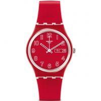 Unisex Swatch Original Gent - Poppy Field Watch GW705