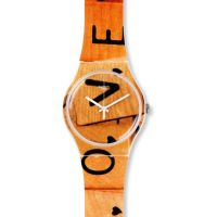 Unisex Swatch neu Herren - Love Game Uhr