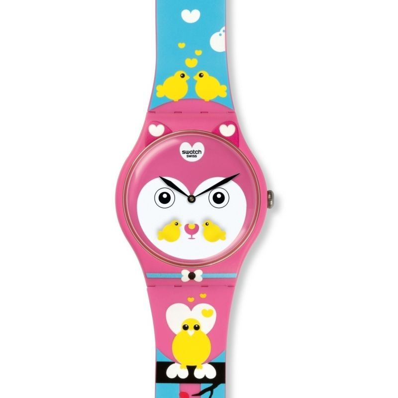 Unisex Swatch New Gent - Choupinou Watch SUOZ190