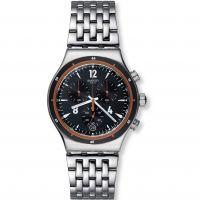 Herren Swatch eisern Chrono - Destination Madrid Chronograf Uhr