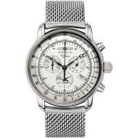 Herren Zeppelin 100 Jahre Wecker Chronograf Uhr