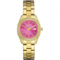 Ladies Caravelle New York Perfectly Petite Watch