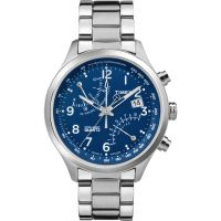 Herren Timex Intelligent Quarz Chronograf Uhr