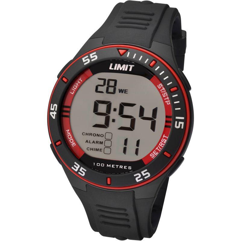 Herren Limit Active Alarm Chronograph Watch 5572.24