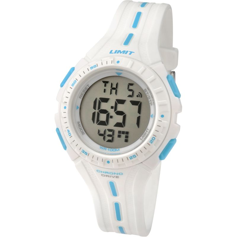 Childrens Limit Racing Alarm Chronograph Watch 5395.56