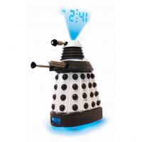 Wanduhr Character Dr Who Dalek Projection Alarm Watch DR105
