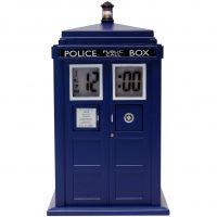 nicht verfüg Character Dr Who Tardis Projection Alarm Watch DR190