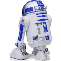 Character Star Wars R2-D2 Projection Wecker Uhr