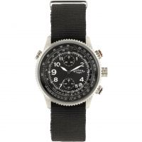 homme Rotary Pilot Chronograph Watch GS00284/04