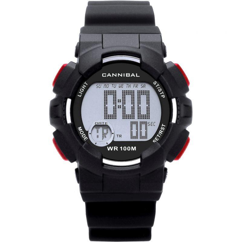 Herren Cannibal Alarm Chronograph Watch CD263-01