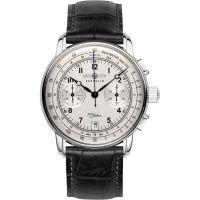 Herren Zeppelin 100 Jahre Chronograf Uhr