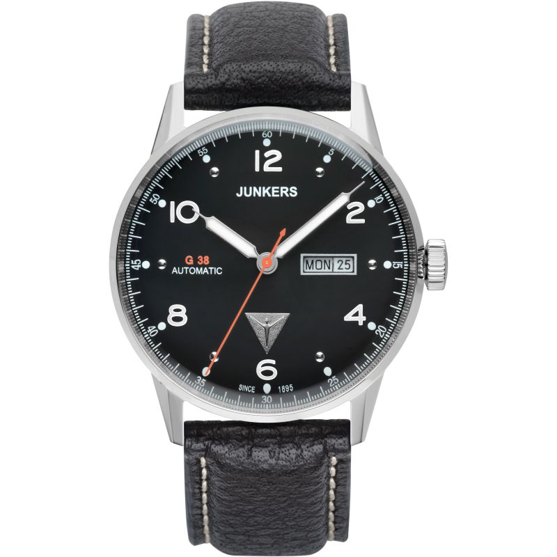 Mens Junkers G38 Automatic Watch 6966-2
