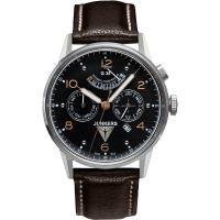 Herren Junkers G38 Power Reserve Automatik Uhr