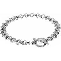 Damen Karen Millen Encrusted Bar & Kreolen Armband