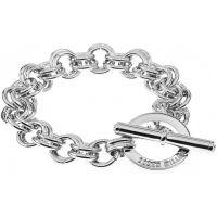 Ladies Karen Millen Encrusted Bar & Hoop Bracelet KMJ043-01-02