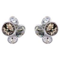 femme Ted Baker Jewellery Lynda Jewel Cluster Stud Earring Watch TBJ496-01-110