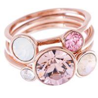 femme Ted Baker Jewellery Jackie Jewel Stack Ring Ml Watch TBJ462-24-16ML