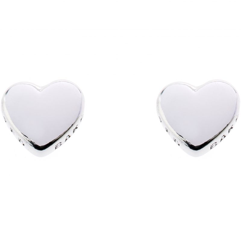 Ladies Ted Baker Stainless Steel Harly Tiny Heart Stud Earring TBJ872-01-03
