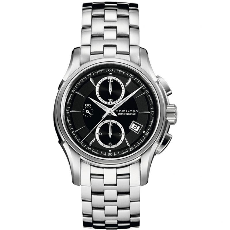 homme Hamilton Jazzmaster Chronograph Watch H32616133