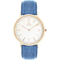 Unisex Birline Loudwater Rose Gold Uhr
