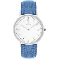 unisexe Birline Loudwater Silver Watch BIR002113