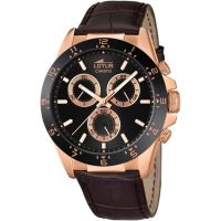 homme Lotus Chronograph Watch L18158/4
