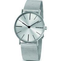 Herren Lambretta Cesare Mesh Watch 2187SIL