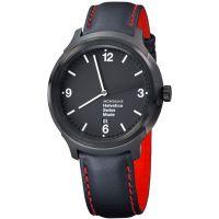 Herren Mondaine Helvetica No1 Bold Uhr